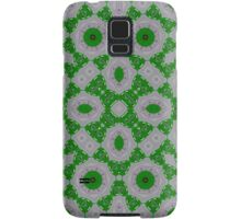 Multicolored Abstract Pattern Samsung Galaxy Case/Skin