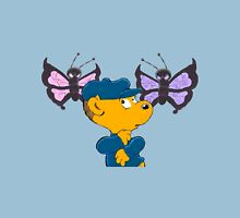 Ferald and The Evil Butterflies Womens Fitted T-Shirt