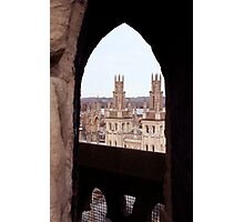 All Souls College Photographic Print