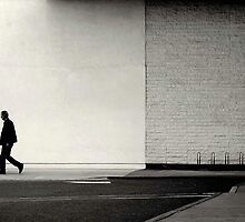 One Man Walking by ALEX CENTRELLA