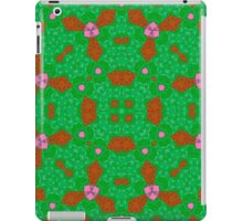 Multicolored trendy abstract pattern iPad Case/Skin