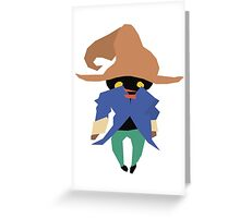 Vivi Ornitier Greeting Card