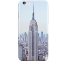 Midtown Panorama iPhone Case/Skin