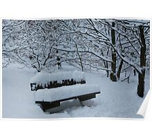 Cold Seat Poster