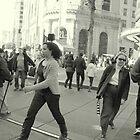 Streets of San Francisco by ALEX CENTRELLA