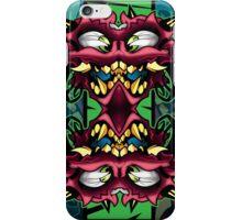 mirror demon iPhone Case/Skin