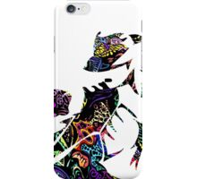 Michael Jackson -  Psychedelic iPhone Case/Skin