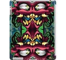 mirror demon iPad Case/Skin