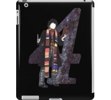 The 4th Doctor. iPad Case/Skin