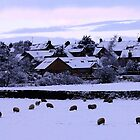 Earby in the Snow by Annette Brown