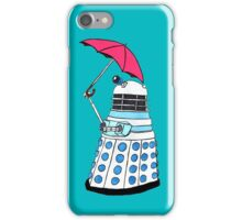 Pink Umbrella iPhone Case/Skin