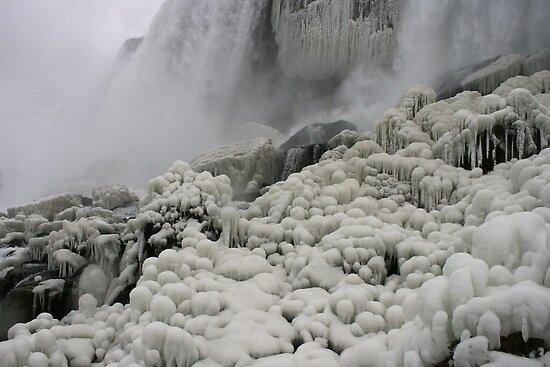Beneath Niagara Falls by Susan Russell