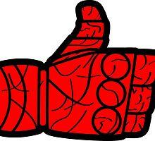 I Like Red by Sireeky