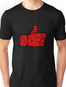 I Like Red Unisex T-Shirt