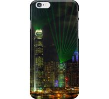 Laser Show iPhone Case/Skin