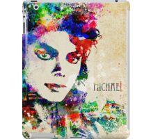 Michael Jackson The Man in the Mirror iPad Case/Skin