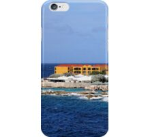 a desolate Curacao