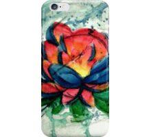 Lotus iPhone Case/Skin