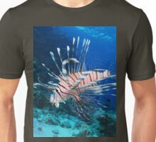 a historic Curacao landscape Unisex T-Shirt