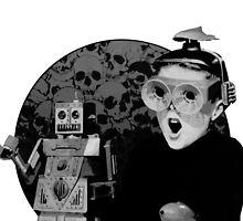 Robot Boy by OldDawg