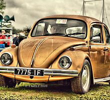 VW BETTLE by TIMKIELY