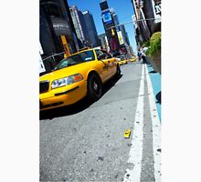 Minature New York Taxi Unisex T-Shirt