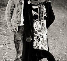 Ellen and Lloydy by Matt Sillence