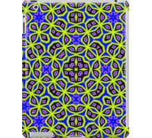 Colorful abstract pattern iPad Case/Skin