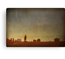The Last Stand Canvas Print