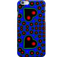 Modern abstract pattern iPhone Case/Skin