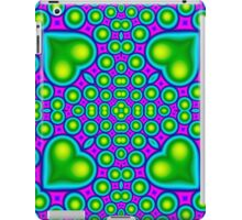 Modern abstract multicolored pattern iPad Case/Skin