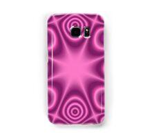 Purple abstract pattern Samsung Galaxy Case/Skin