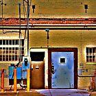 Alley by ALEX CENTRELLA