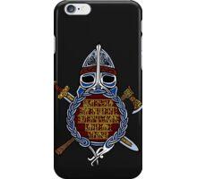 Drowned Raiders iPhone Case/Skin