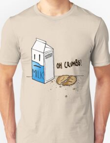 What Did The Biscuit Say When It Got Crushed? T-Shirt