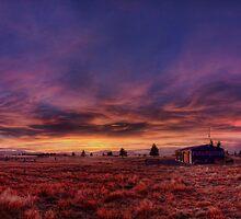Autumn Dawn by Antony Burton