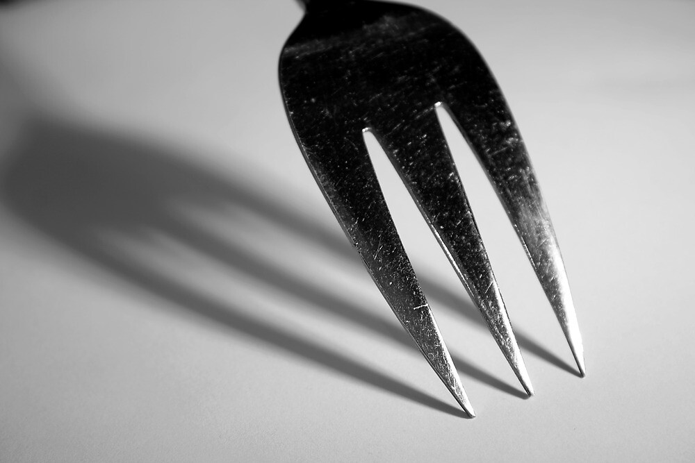 The big fork by Squawk