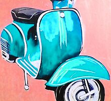 Blue  by ChristineBetts