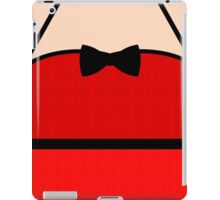 Glee Nationals Season 3 Outfit iPad Case/Skin
