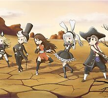 Bravely Second! by AlfredKamon