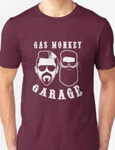 gas monkey garage fun shiluet T-Shirt