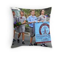 Anzac Day Throw Pillow