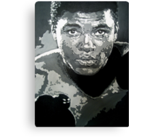 Mohammed Ali iconic pop art piece by artist Debbie Boyle - db artstudio Canvas Print