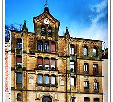 San Sebastian - Donostia. Capilla de San Pedro Apostol. by josemazcona