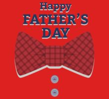 Happy Father's day Kids Tee