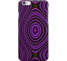 Dark Color trendy pattern iPhone Case/Skin