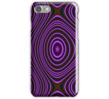 Dark Color trendy pattern iPhone Case/Skin