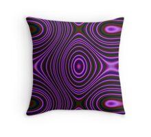 Dark Color trendy pattern Throw Pillow