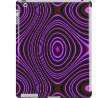 Dark Color trendy pattern iPad Case/Skin