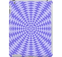 Multicolored circle abstract pattern iPad Case/Skin